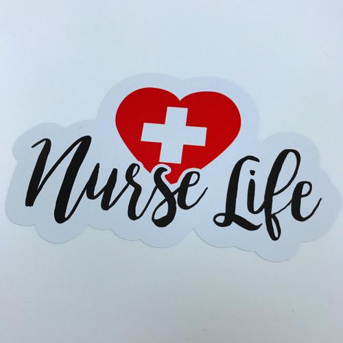 Nurse Life - Sticker