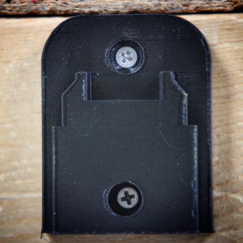 TOOL Mount Adapter Dock Holder for Hercules 20 volt