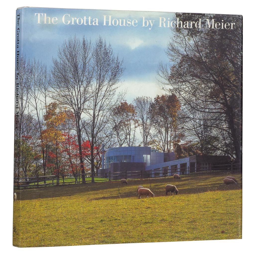 The Grotta House by Richard Meier