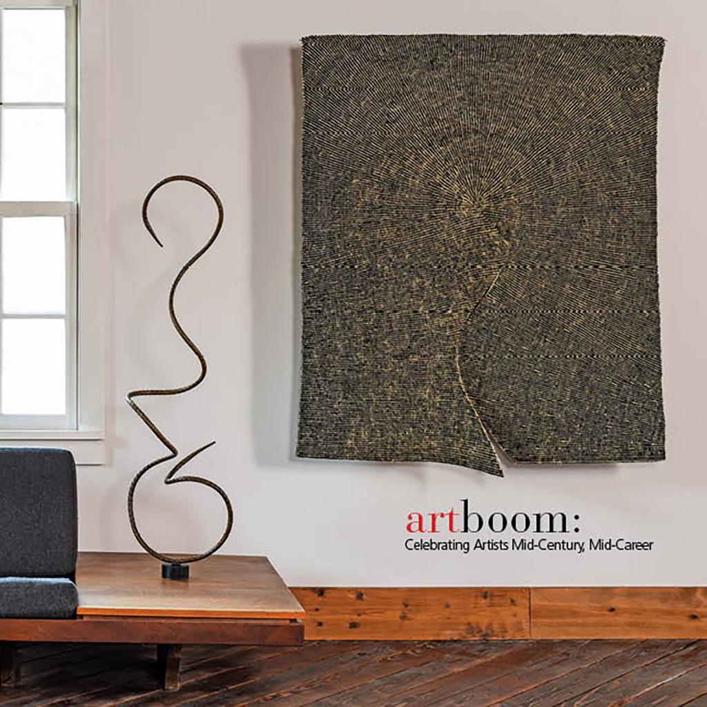 artboom:  Celebrating Artists Mid-Century, Mid-Career