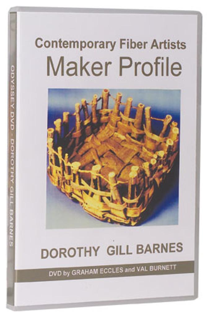 Contemporary Fiber Artists  Maker Profile:  Dorothy Gill Barnes