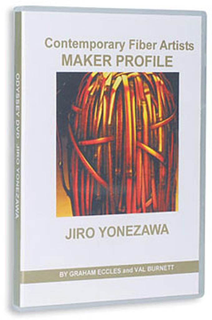 Contemporary Fiber Artists Maker Profile: Jiro Yonezawa