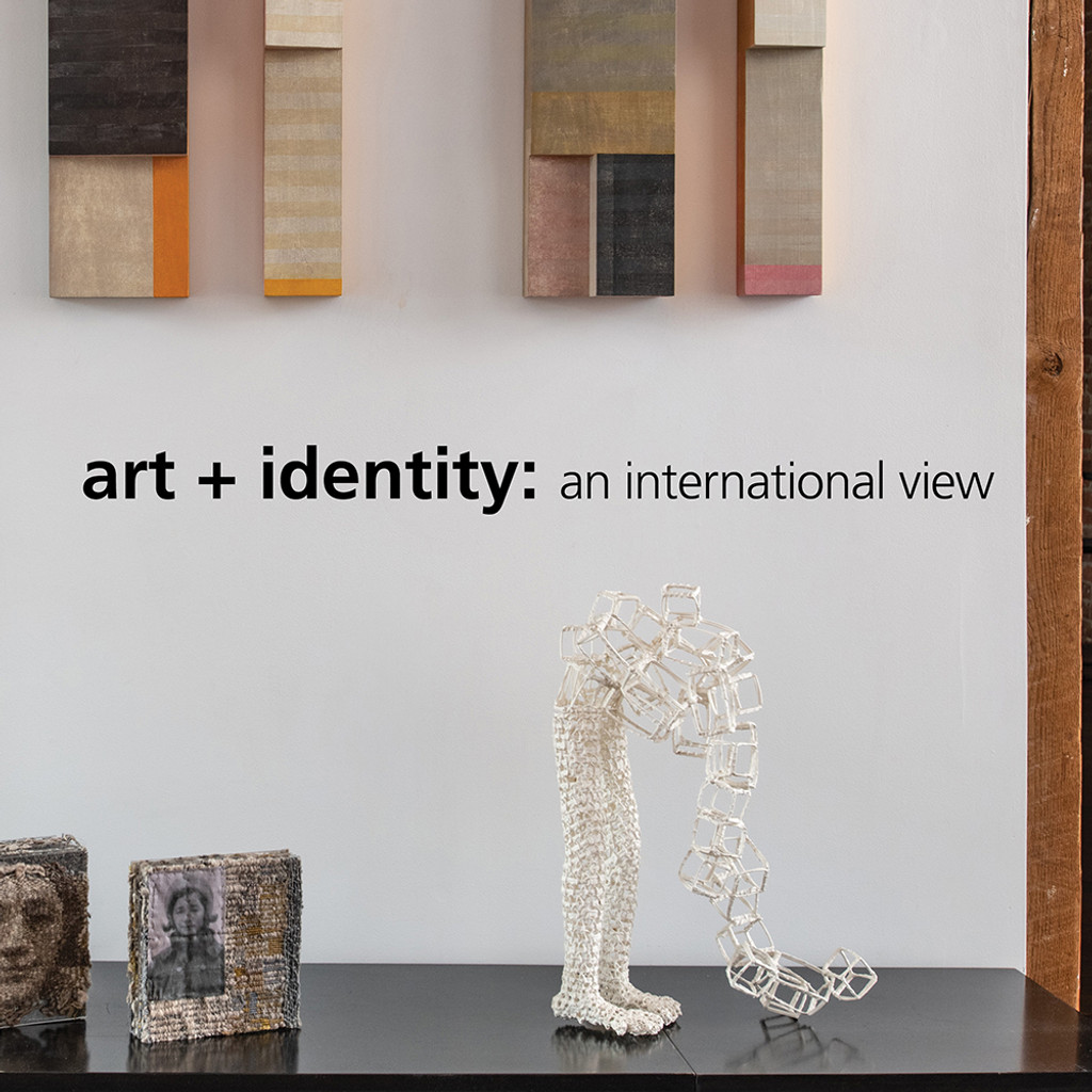 art + identity: an international view