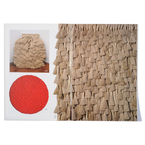 Sheila Hicks: Joined by seven artists  from Japan