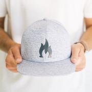 The Black Flame Snapback