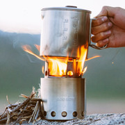 Boil water up to 900 mL of water in minutes.