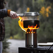 Durable and versatile, its the only pot set you'll need for camping!