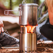 The Pot 1800 is made from the same durable 304 stainless steel.
