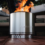 Bonfire Stand allows extra space between the bottom of your Bonfire and the surface below