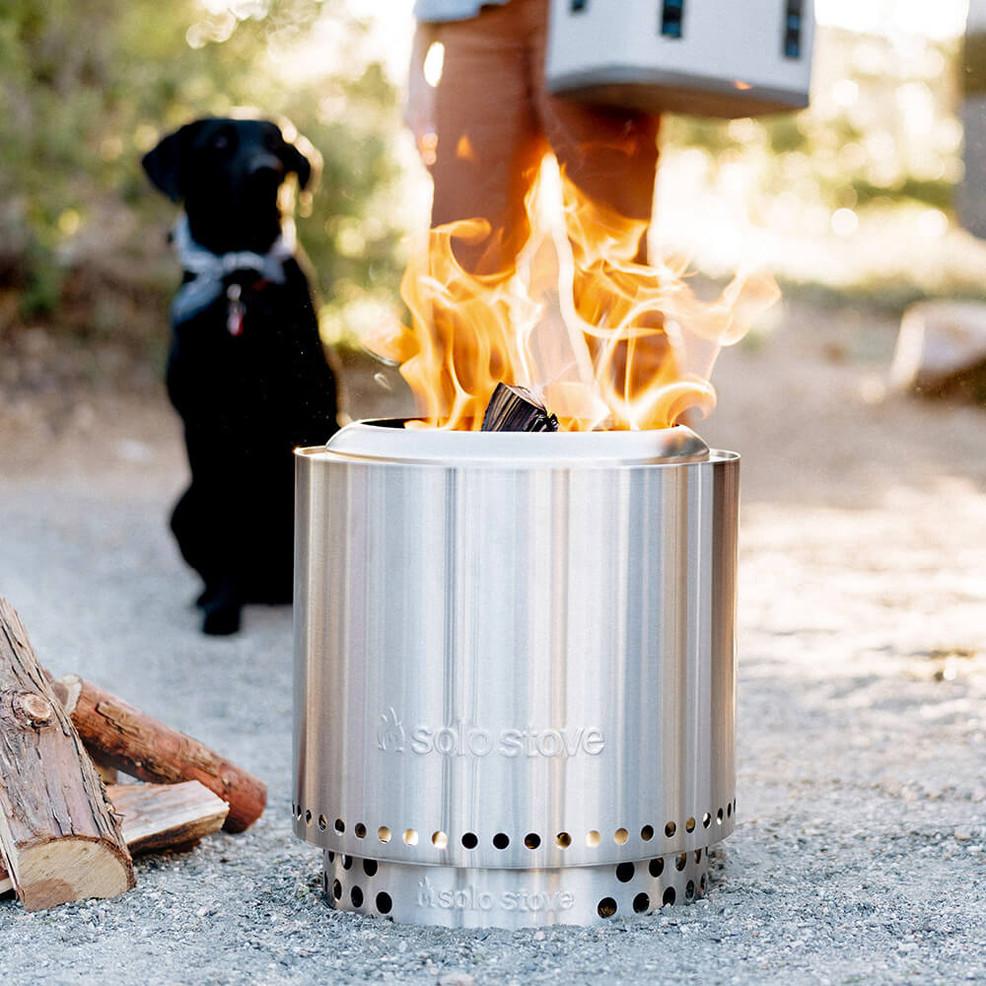 Solo Stove Campfire 2 Pot Set Combo - Solo Stove Review - Aws - Solo Stove Ranger