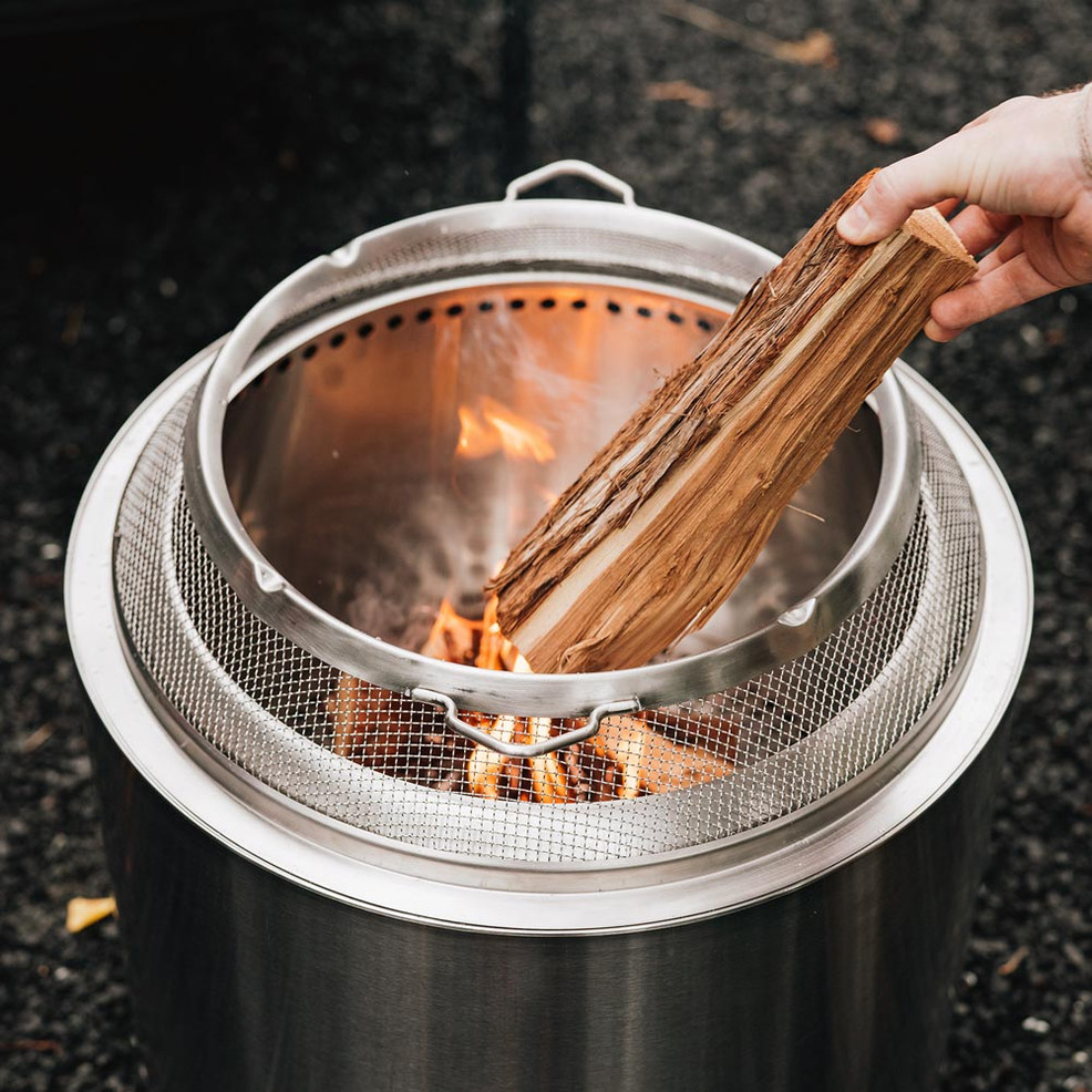 Solo Stove Portable Fire Pit - Ranger + Stand ... - Solo Stove Ranger Review