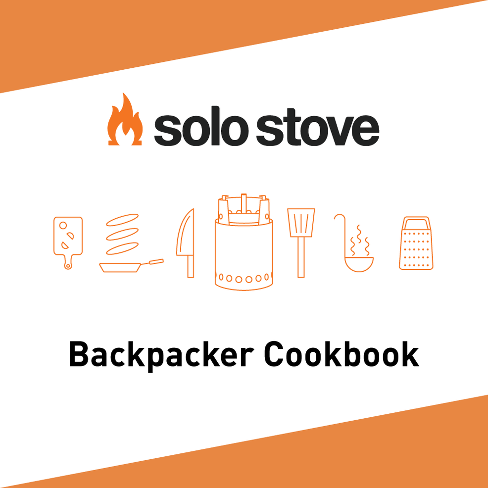 Solo Stove Backpacker Cookbook