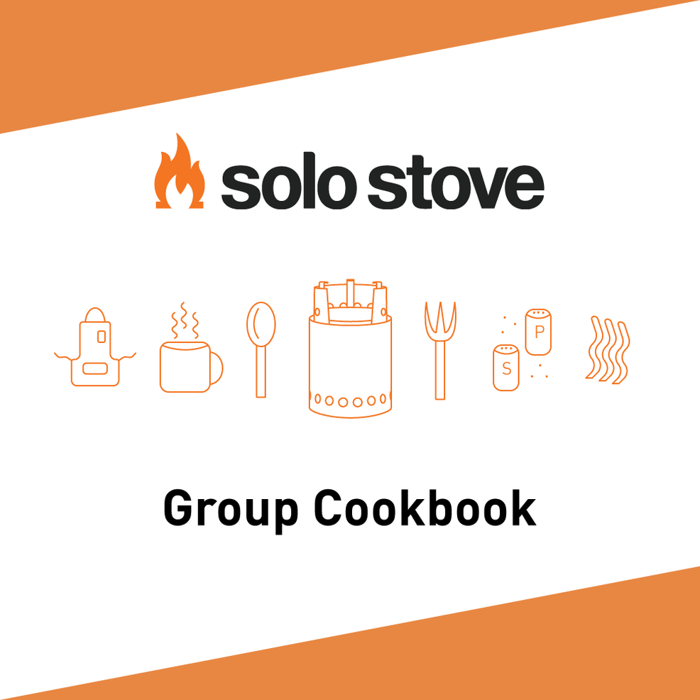 Solo Stove Group Cookbook