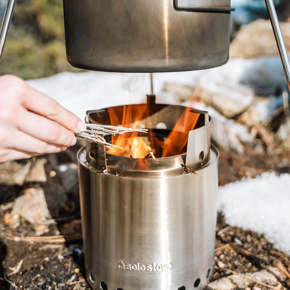 Solo Stove Portable Campfire Gear Kit