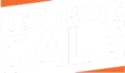 New Year's Sale Icon