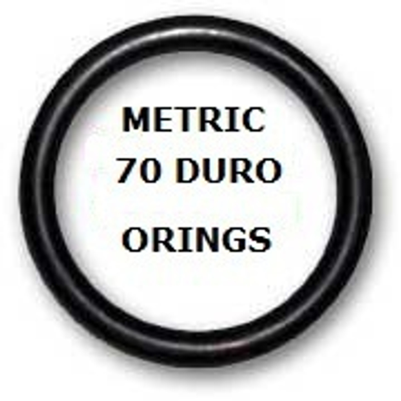 Metric Buna  O-rings 120 x 3.5mm  Price for 1 pc