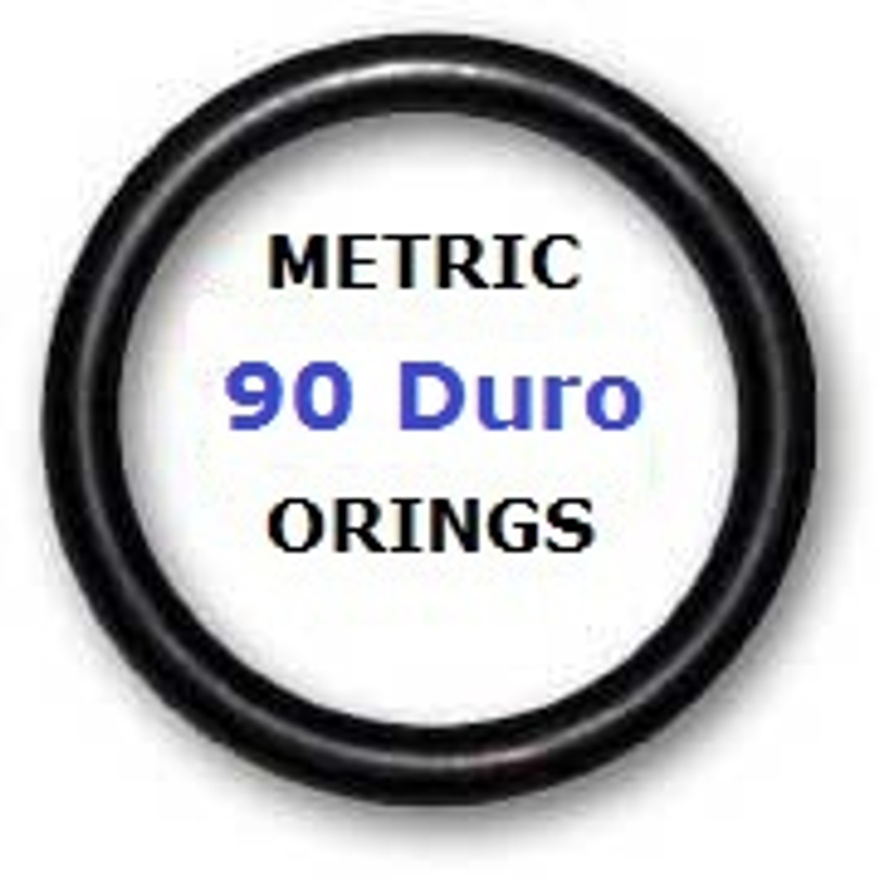 Buna 90 O-rings 145 x 7mm Price for 1 pc