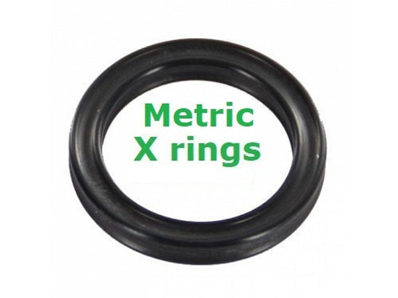 X Rings  SIze 207   Price for 5 pcs