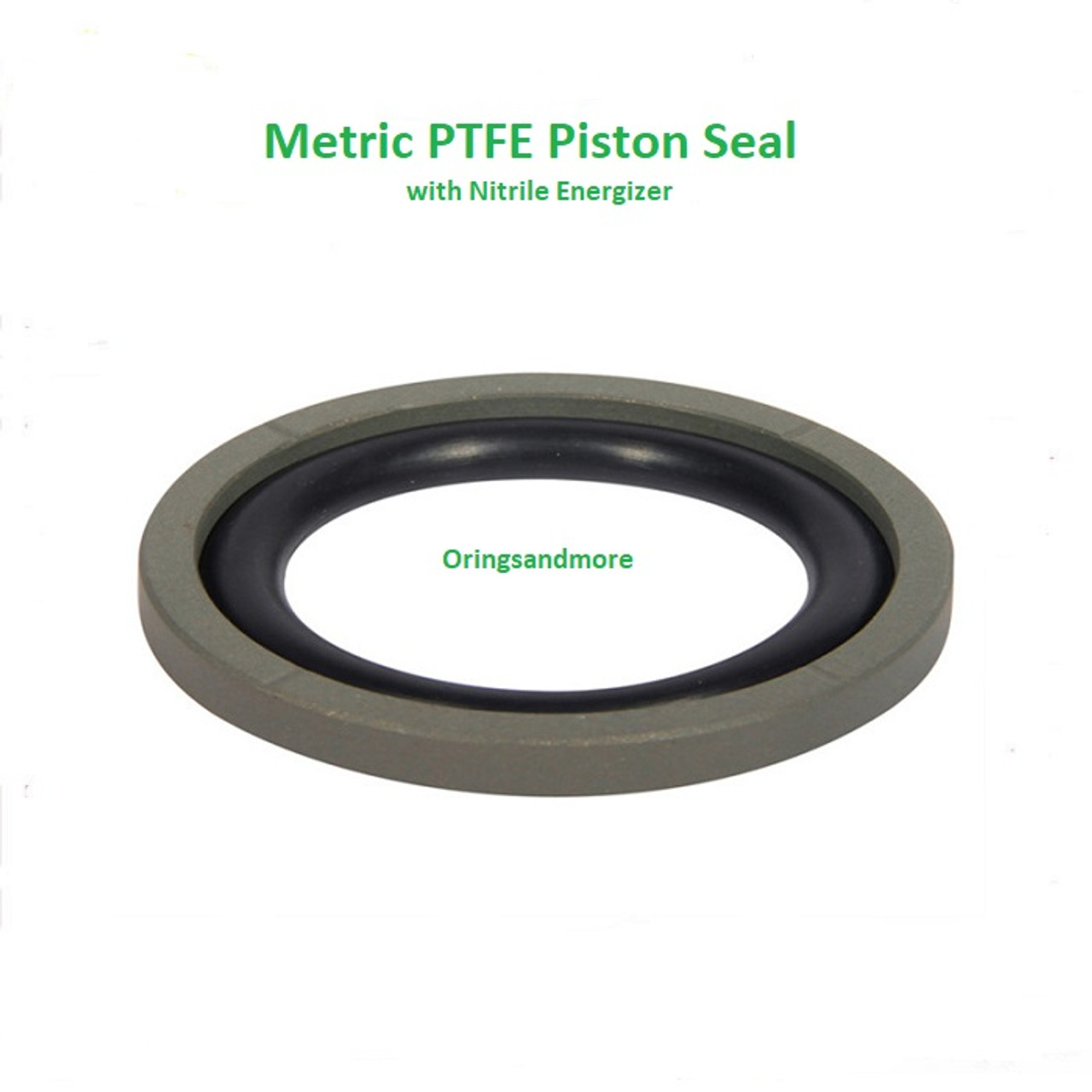 PTFE Piston Seal 75mm OD x 64mm ID x 4.2mm   Price for 1 pc