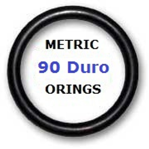 Buna 90 O-rings 94.4 x 3.1mm JIS G95  Price for 1 pc