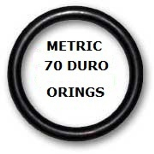 Metric Buna  O-rings 285 x 6mm Price for  1 pc
