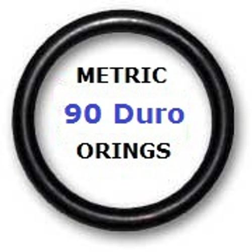 Buna 90 O-rings 10 x 2mm Price for 25 pcs