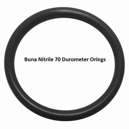 Buna Orings  # 006-70D Price for 100 pcs