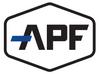 APF Sticker Blue