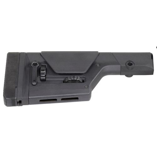 Magpul Industries, PRS GEN3 Precision-Adjustable Stock, Fully Adjustable, Fits AR-15/AR-10, Black