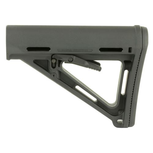 Magpul Industries, MOE Carbine Stock, Fits AR-15, Mil-Spec, Black Finish