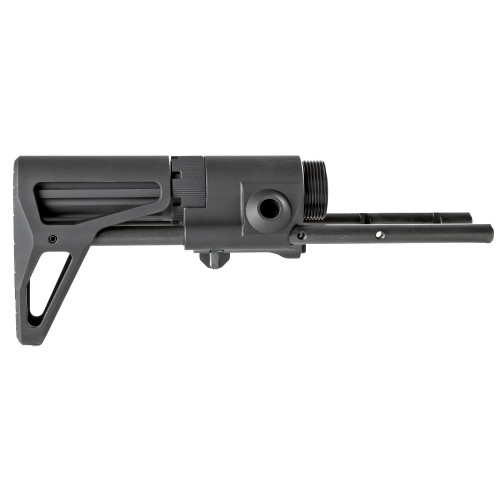 Maxim Defense Industries, CQB Stock, Gen 6, Standard Buffer, Black Finish, Fits AR15