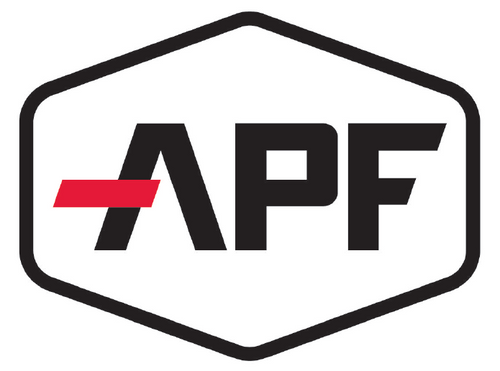 APF Sticker Red