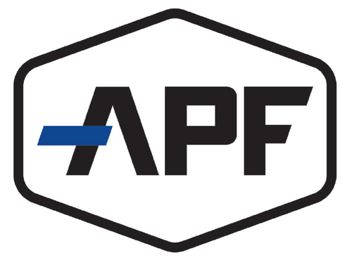 APF Sticker Blue