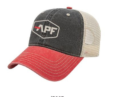 APF Hat Distressed