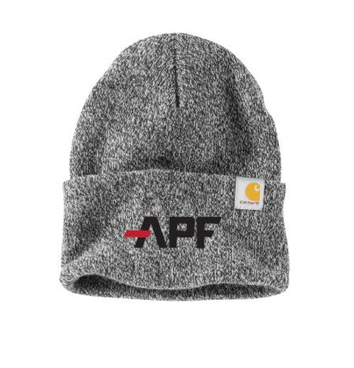 APF Gray Carhartt Stocking Hat