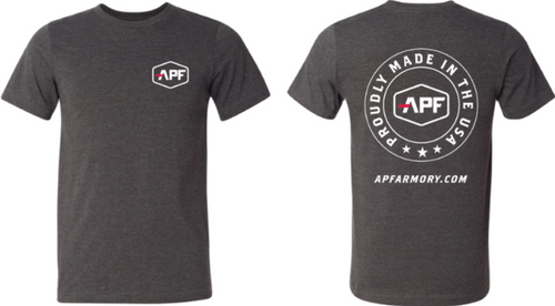 APF Unisex Made In The Usa Jersey Short Sleeve Tee