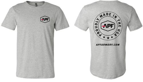 APF Gray T-shirt
