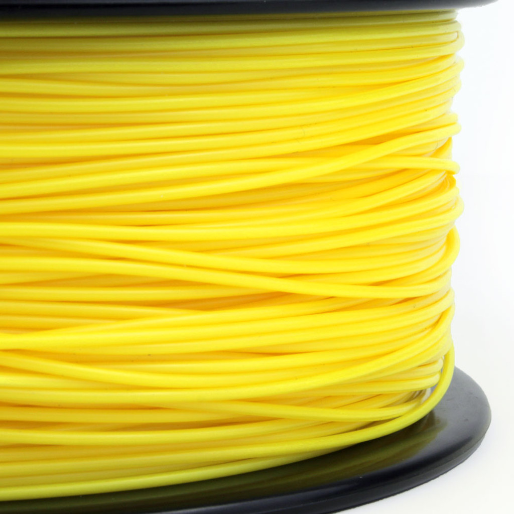 Yellow Polypropylene Filament