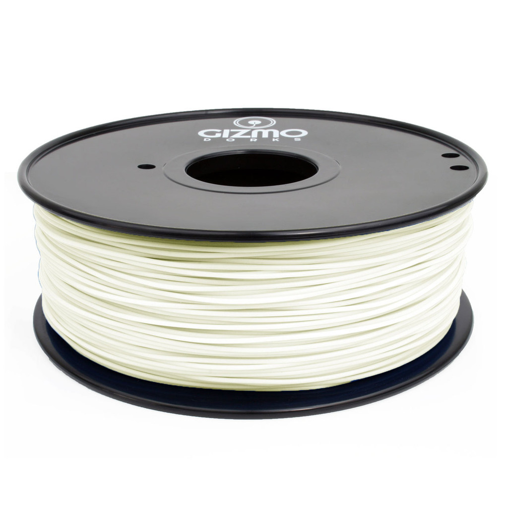 White Polypropylene Filament Unzoomed