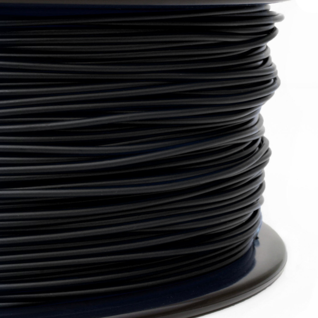 Black Polypropylene Filament
