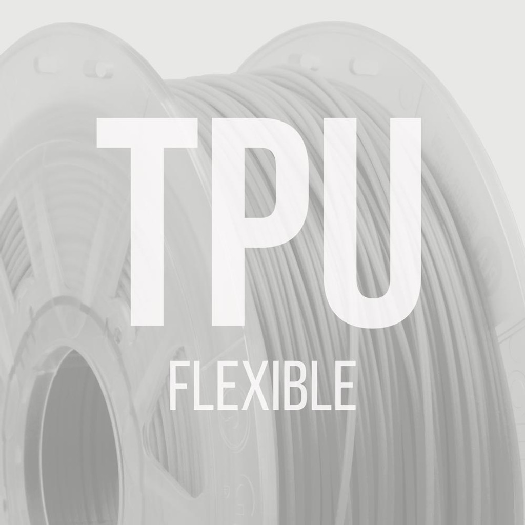 3D Printing Flexible TPU Filament