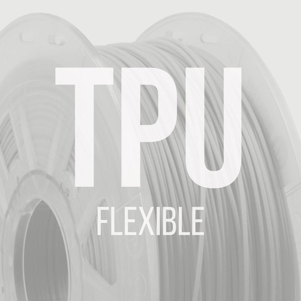 3D Printing Flexible TPU Filament