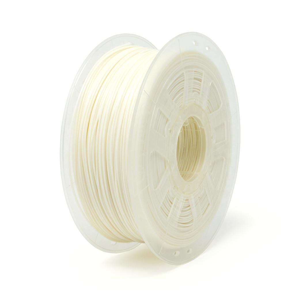 3D Printing Flexible TPU Filament White