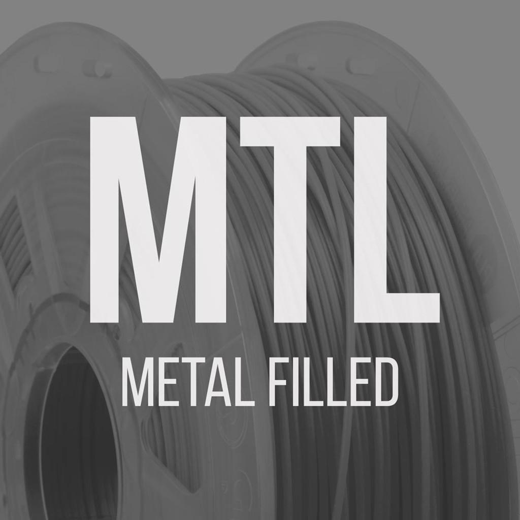 3D Printing Metal Filled Filament
