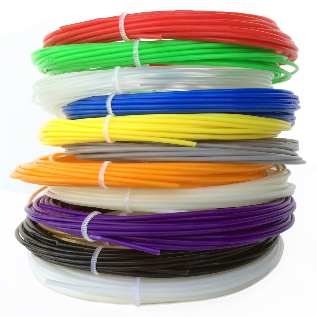 3D Pen Pack Refill 1.75mm Multi Color