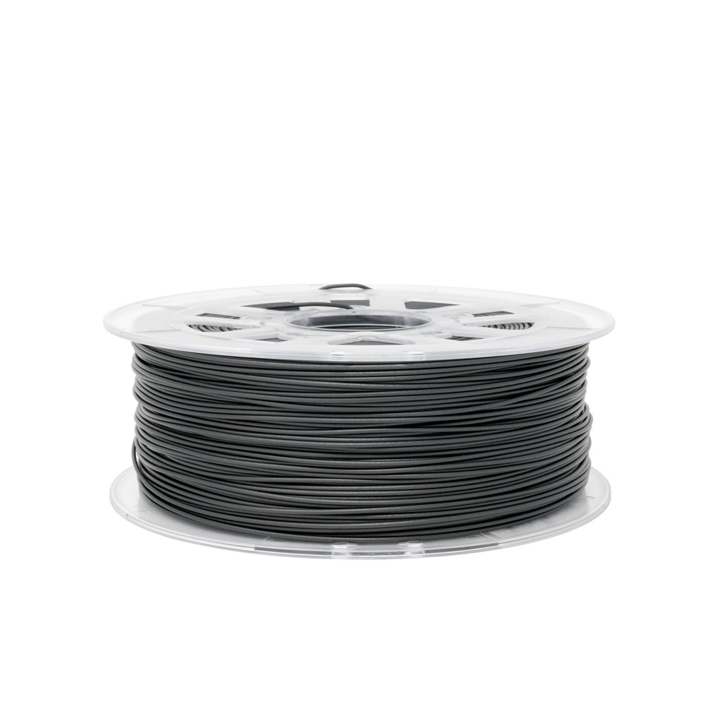 3D Printer Carbon Fiber ABS Filament 1.75mm Flat View