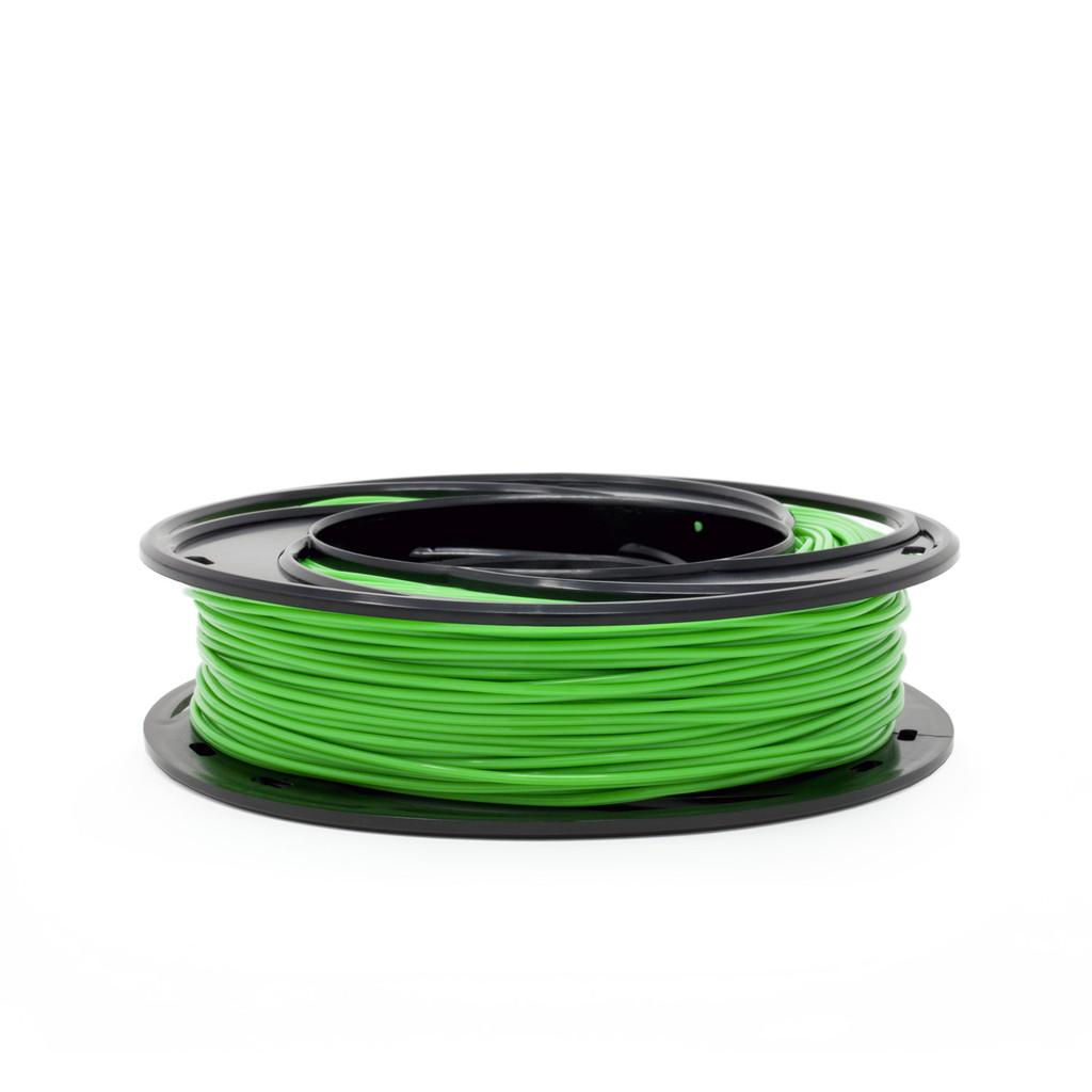 ABS Filament Small Format 200 g Spool Flat View