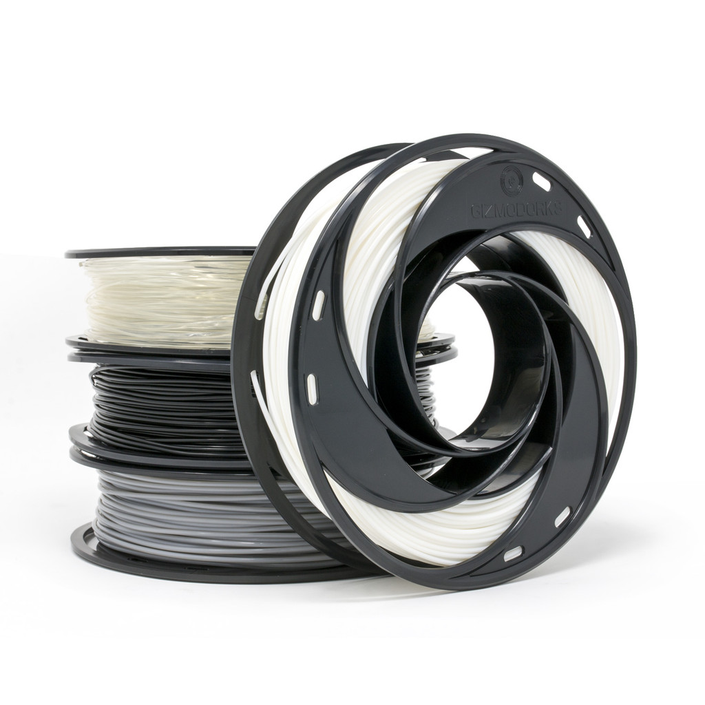 PLA Filament 200 g Spool 4 Color Pack Option 1