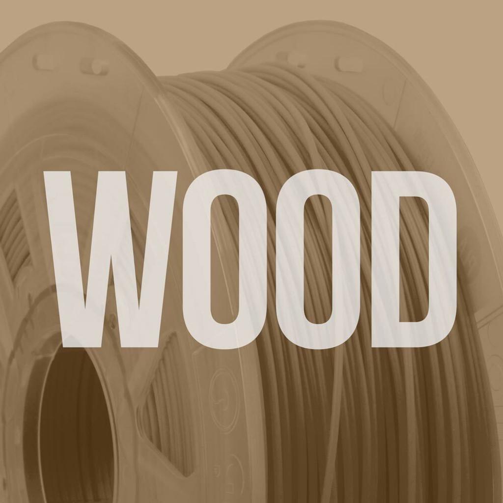 Wood Filament Small Format Spool