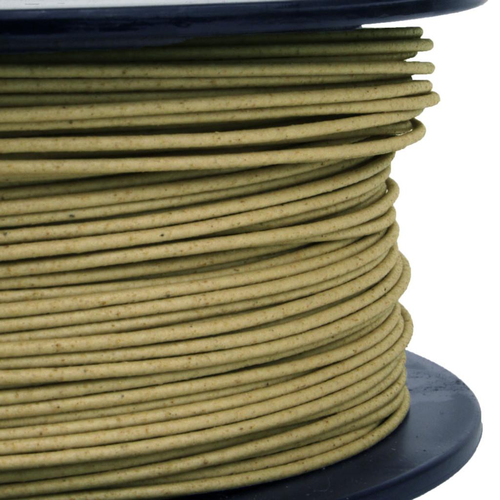 Wood Filament 1.75mm Natural Unzoomed